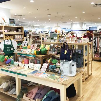 雑貨・アパレル業界の販売職の経験を活かして、オシャレな雑貨店で働きませんか?
